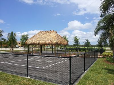 Pickleball Courts At Paseo