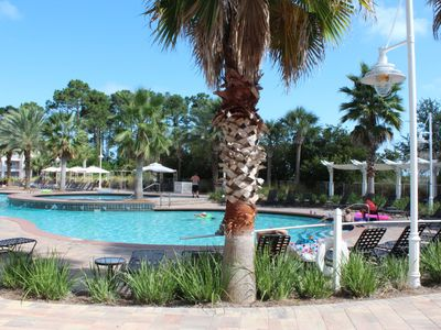 Delwood Beach condo rental