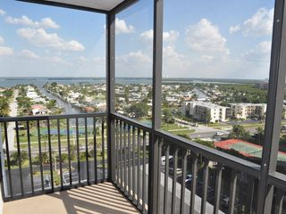 Fort Myers Beach condo photo - Master Bedroom lanai view.