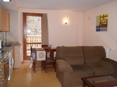 2bedroomflat in soldeu