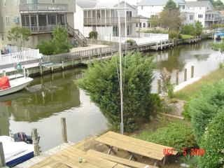 South Bethany Beach house photo - Canal View Westward
