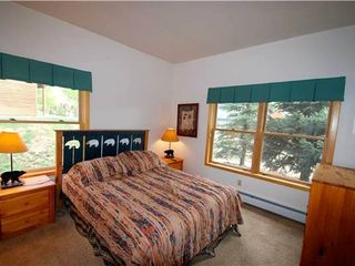 Keystone townhome photo - Queen in the Third Bedroom