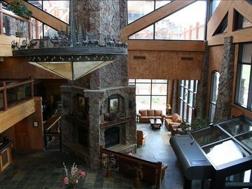 Lobby at The Lodge at Westgate Resort at the Canyons in Park City, UT