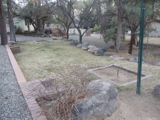 Prescott house photo - Horseshoe Pits in Winter