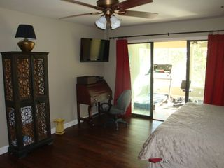San Antonio house photo - Kingsize bedroom (upstairs)