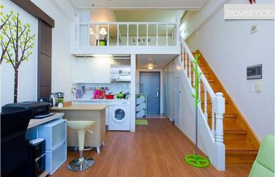 Photo For Seoul South Korea Vacation Apartment Rental 1 Bed Duplex Station