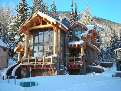 Beautiful Mountain Resort Home