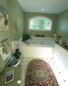 The Summit Bath with Jacuzzi and Separate Shower