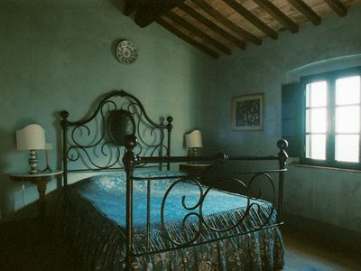 Il Monte bedroom