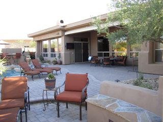Scottsdale house photo - More seating for all your friends in our back yard oasis.