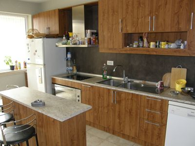 Varna villa rental - kitchen