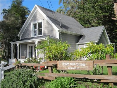 The Beach Trail Cottage of Glendeven Inn