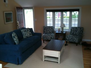 Dennisport cottage photo - Living room 2