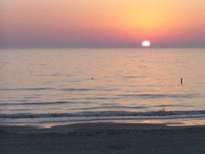 Indian Shores townhome rental - Beautiful Sunsets
