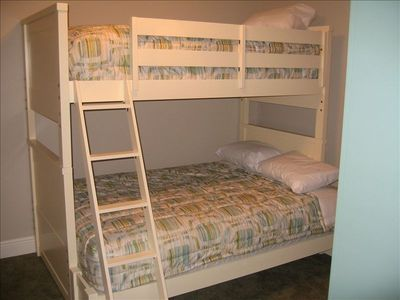 Bunks for the Kids . . . . or Adults.