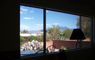 Green Valley townhome photo - View from Arizona Room of Mountains