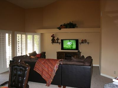 "La Quinta condo rental - 47"" led with bluetooth"