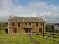 Wonderful countryside location with lovely views just 2 miles from Rock