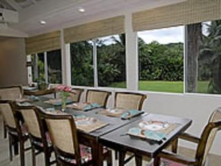 Anini Beach house photo - Dining