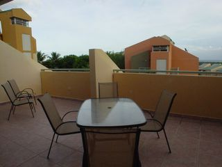 Cabo Rojo apartment photo - Open terrace