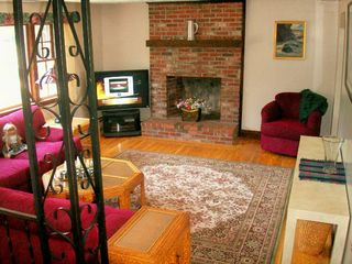 Yarmouth house photo - Tastefully decorated Living Room!