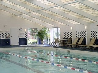 Brewster Ocean Edge Resort townhome photo - The indoor pool is perfect for rainy days.