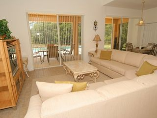 Huge lounge open plan - Emerald Island house vacation rental photo