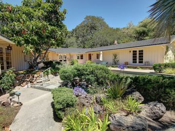 Carmel Valley chateau / country house rental