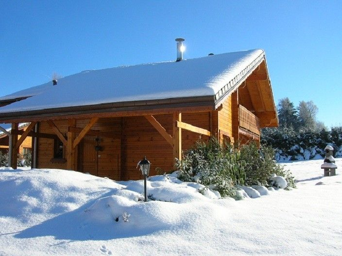 Lovely chalet in the heart of the Vosges with sauna and Spa
