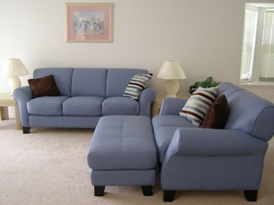 Haines City house rental - Living Room