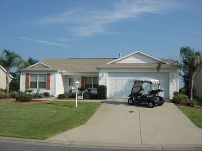 Immaculate 3 bedroom, 2 bath home on championship golf course