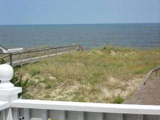 Carolina Beach house photo - View from upper deck