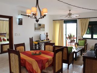 Punta Cana apartment photo - Living room (view 2)