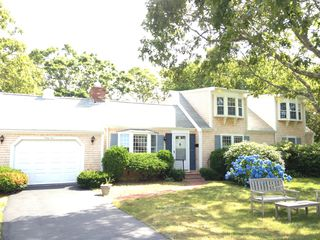 Yarmouth cottage photo - #64 Neptune Lane, 4BR across from Parkers River, w/ dock for boaters List#939881