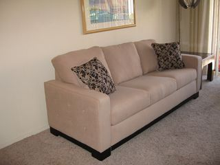 Catalina Island condo photo - Living Room with Sofa Sleeper