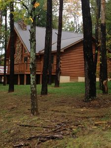 Exterior view of cabin