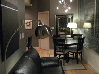 Victoria condo photo - View of living and dining areas