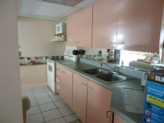 Fort Myers Beach cottage photo - .unit #2 kitchen area