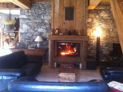 Chalet 5 minutes from the slopes, 16 people classified 4 stars, Billiards