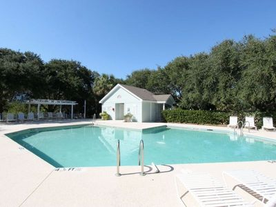 Pelican Bay Private Pool