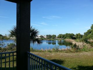 Fort Myers condo photo - View from the balcony