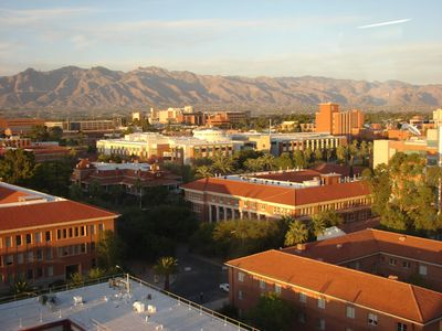 convenient to the University of Arizona