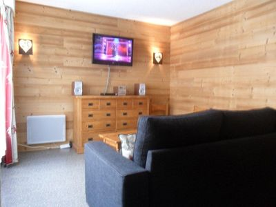2 bedroom apartment 100 metres from ski lift