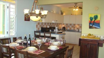 Dining/ Full Kitchen. Spacious & everything you need to cook excellent meals.
