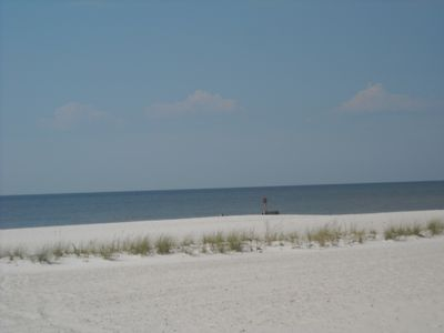 Enjoy the uncrowded white sand beaches in Long Beach and all along the MS coast.