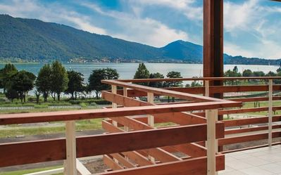 Elegant two bedroom apartment on the shores of Iseo Lake - Riva Fisherman/3926