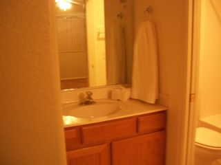 Glendale townhome photo - Mstr. Sink area. Separate Tub/Shower & toilet area