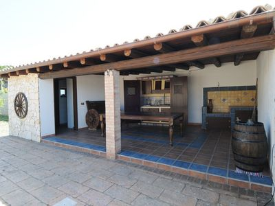 Villa 11 places between places of Montalbano in Sicily South between sea and countryside
