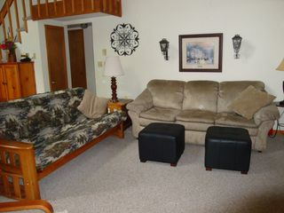 Living Area - Towamensing Trails chalet vacation rental photo