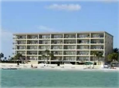 Las Brisas Condo.  Our Condo is a 3rd Floor Corner Unit with Direct Gulf Views